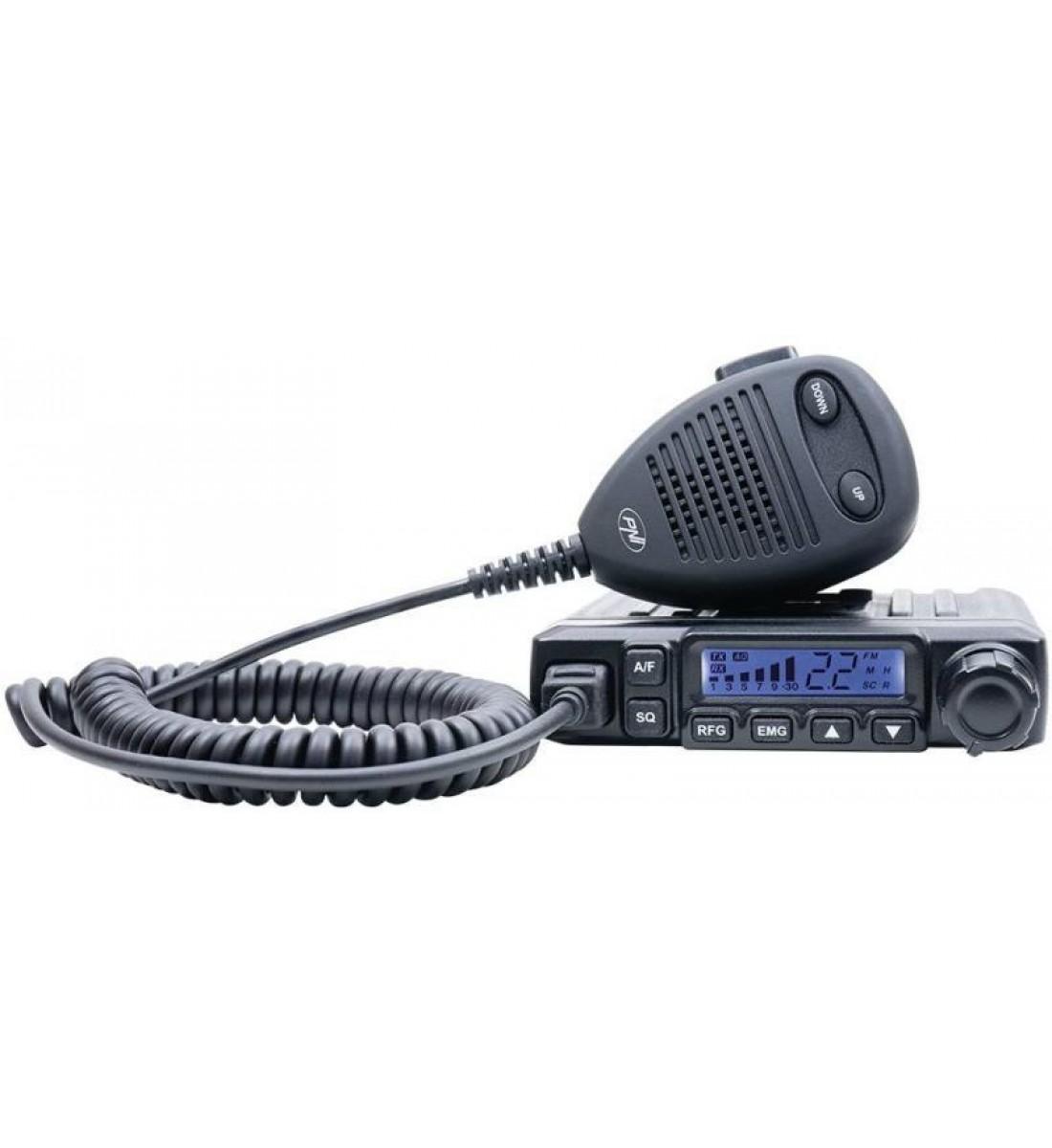 Statie radio CB PNI Escort HP 6500, ASQ