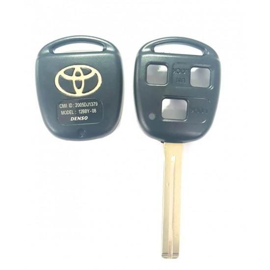 Carcasa cheie Toyota 3 but lamela TOY 40 lungime 46mm