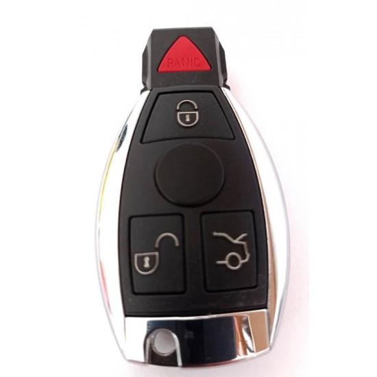 Carcasa cheie Mercedes 3+1 but panica
