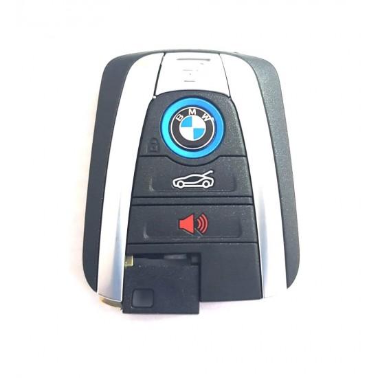 Carcasa cheie BMW 4 but cu cheie de urgenta
