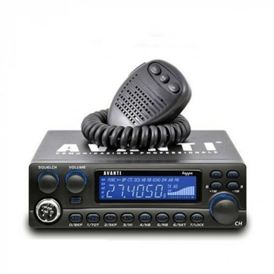 Statie radio Avanti Kappa 50