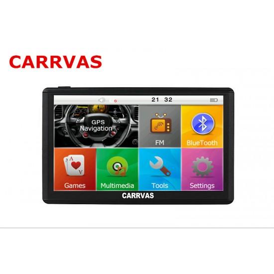"Navigatie GPS Carrvas 10""pt camion"