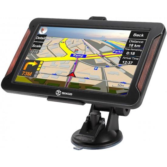 """Navigatie GPS SixGo 7"""""""