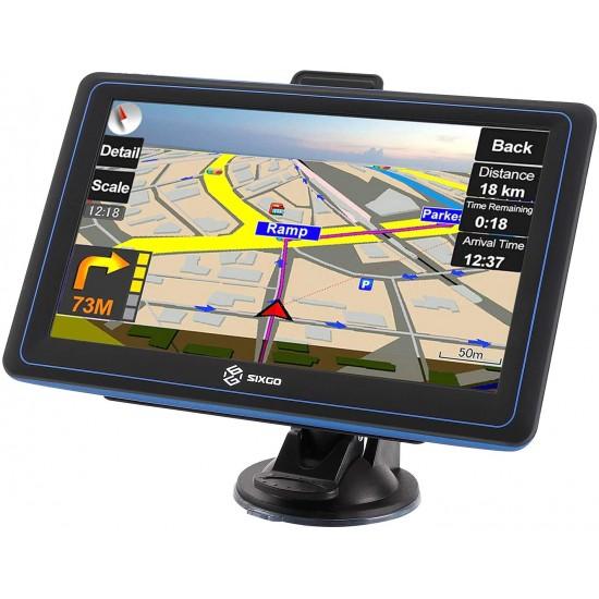 """Navigatie GPS SixGo 7"""" Blue"""