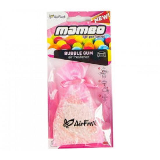 Odorizant auto Mambo Bubble Gum