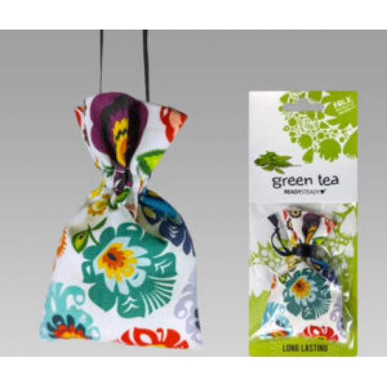 Odorizant auto Green Tea