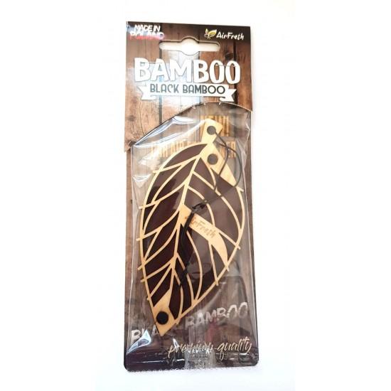 Odorizant auto Black Bamboo