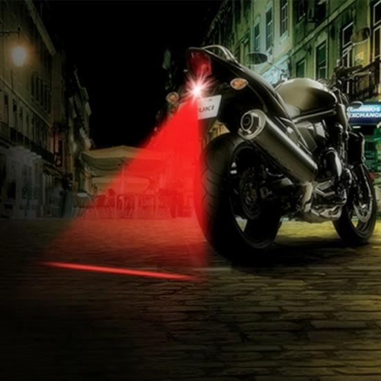 Lumina de ceata cu laser tip stele