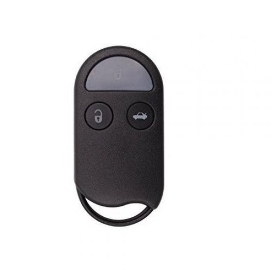 Carcasa cheie Nissan A23 3 butoane