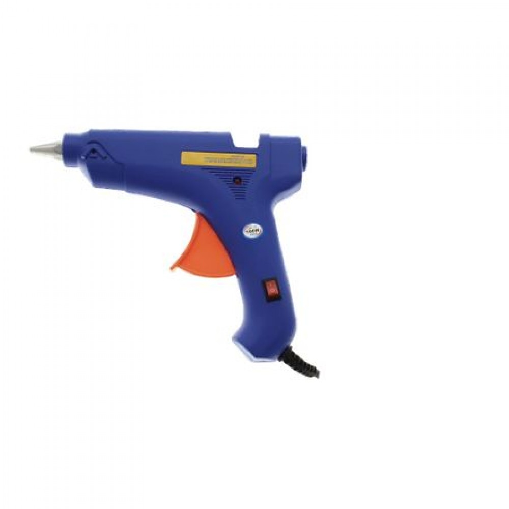 Pistol lipit plastic 100W cu intrerupator